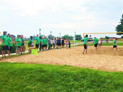ParkPopUpVolleyballCourt
