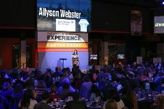 Allyson Webster shared insights on her organization's diversity and inclusion strategies.